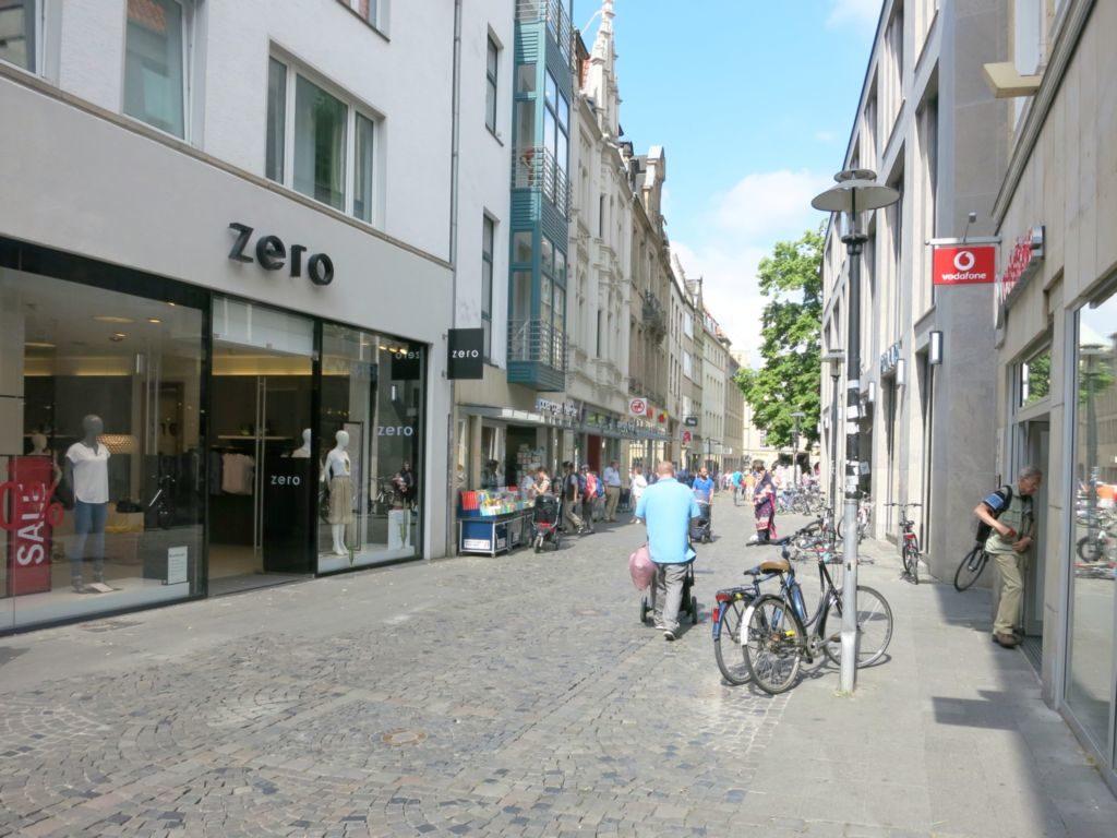 Salzstraße Münster