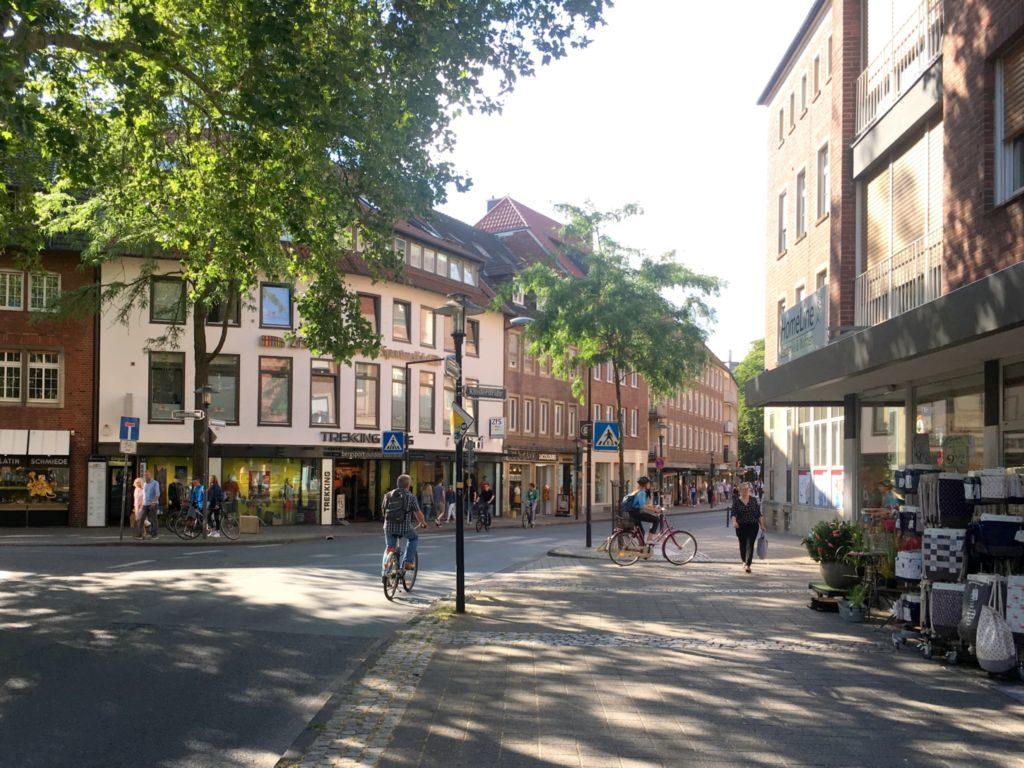 Windthorststraße Münster